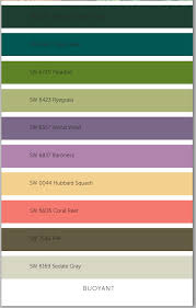 favorites from the 2015 paint color forecasts sherwin william