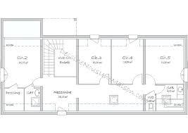 plan maison 150m2 4 chambres architectures plan maison m plan de la maison planlamaison com
