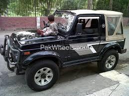 jeep suzuki suzuki jimny jlx 1997 for sale in lahore pakwheels