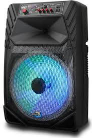 bluetooth party speakers with lights bluetooth party speakers with lights and karaoke functions 310 audio