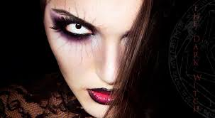 halloween makeup tutorials 2013 the dark witch youtube
