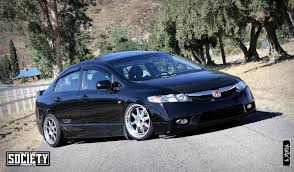 09 honda civic rims readers rides 2009 si fatlace since 1999
