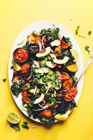 comment cuisiner le kale gluten free vegan kale nachos minimalist baker recipes