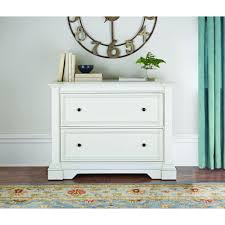 Home Decorators Home Decorators Collection Bufford Rubber Ivory File Cabinet