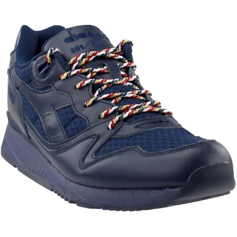 Diadora V7000 USA Running Shoes Navy- Mens