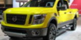 nissan titan yellow fog light 2017 nissan titan xd pickup means business