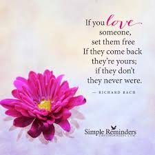 Quotes About Loving And Letting Go by Quote If You Love Someone Let Them Go 50 Quotes About Moving On