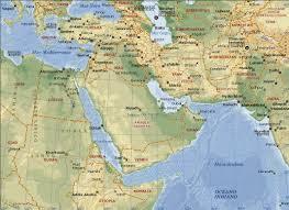 africa e asia mappa medio oriente carta geografica mappa gratis e ricette medio