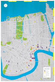 Map Of Marigny New Orleans by Constance U2014 Erik Kiesewetter New Orleans