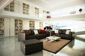 Black Sofa Pillows by Living Room Awesome Black Leather Couch In Black Wall Paint