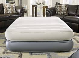 simmons beautyrest comfort suite express air bed with built in pump