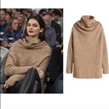 jenner sweater 57 h m sweaters h m mohair blend sweater seen on kendall