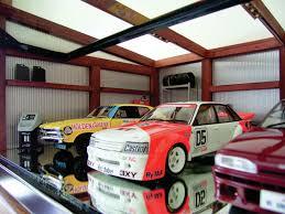 mini customs 5 car garage