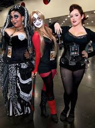 Battlestar Galactica Halloween Costume Comicpalooza Return Supersized Celebrity Laser Tag