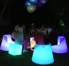 dasimo led lighted furniture
