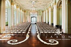 Wedding Aisle Decorations Picture Of Romantic Wedding Aisle Petals Decor Ideas