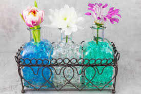 Beaded Vases Magic Water Beads Inc Water Beads Water Beads For Flowers