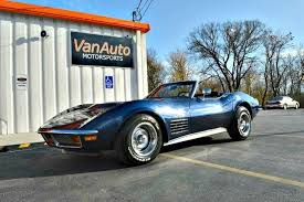 1972 corvette stingray 454 for sale chevrolet corvette stingray convertible 454 c i ls5 for sale