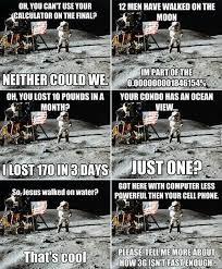 Moon Moon Meme - astronaut on the moon jokeitup com