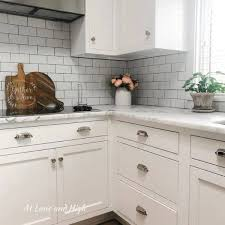 kitchen cabinets with silver handles kitchen cabinet hardware trends for 2020