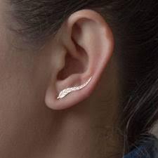 ear cuffs feather ear cuff earrings ebay