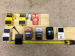 how to build your own pedalboard haven grove studio