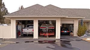 size of a 3 car garage 3 car garage plans architectural design