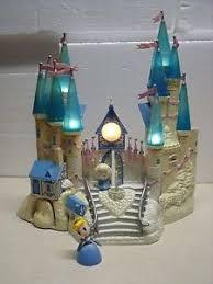 cinderella star castle lights sound polly pocket rare 1996