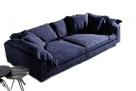 canapé grande assise photos canapé grande profondeur d assise mobilier canapé