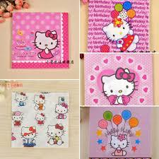 aliexpress com buy new arrival cat cartoon printed paper napkin