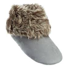 womens boot slippers canada george s bootie slippers walmart canada