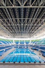 Rio Olympic Venues Now Bill Hanway Master Plans Olympics For Rio London And Los