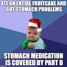 Holiday Memes - happy holidays with medicare memes my medicare partners