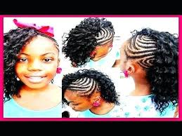 cute 9 year old hairstyles unique image braid cute hairstyles for short hair for year olds