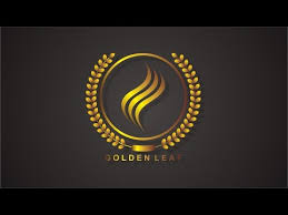 tutorial design logo corel draw x5 golden leaf logo design coreldraw tutorial e tutorial