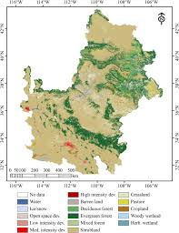 Colorado River Map by Remote Sensing Free Full Text Actual Evapotranspiration Water