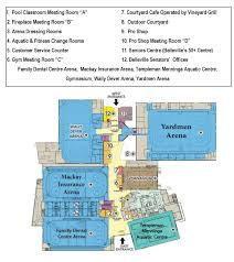 quinte sports wellness centre facility map quinte sports wellness centre first floor map of qswc first floor