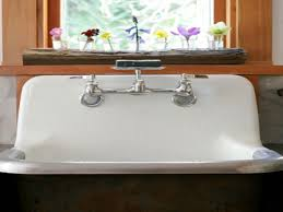kitchen sinks prep american standard country sink u shaped brass