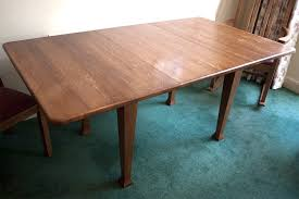 Extended Dining Table by Extending Dining Table Ross Langley Bespoke Furniture And Joinery