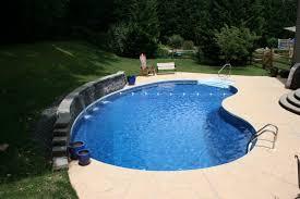 swimming pool gunite pool cost kidney shaped pool salt water