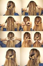 hair bow with hair bow hair style stylish hair bow tutorials and ideas pretty designs