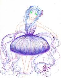jellyfish dress kurage jellyfish dress by berichan on deviantart
