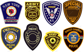military shield royalty free cliparts vectors and stock