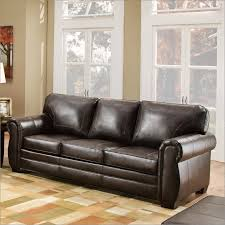 awesome simmons leather sofa with simmons paris wine leather sofa