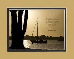 amazon com personalized son in law gift with son in law poem