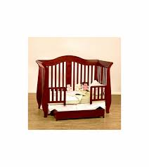 Simplicity Convertible Crib Simplicity Providence 4 In 1 Crib Cherry