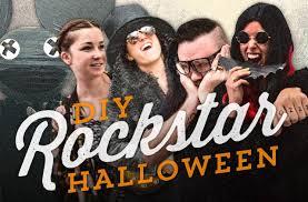 Rockstar Halloween Costumes Easy Rockstar Halloween Costume Diys Inspired Voodoo Fest