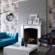 livingroom wallpaper living room wallpaper ideal home