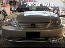 honda civic 2001 vti s 1 7 in penang automatic sedan gold for rm