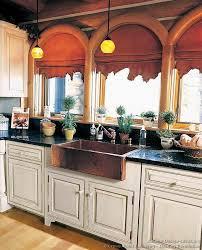 Google Image Result For Httpwwwkitchendesignideasorgimages - Copper farmhouse kitchen sink
